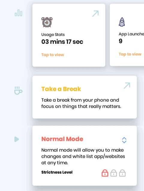 Stay Focused App Frontend