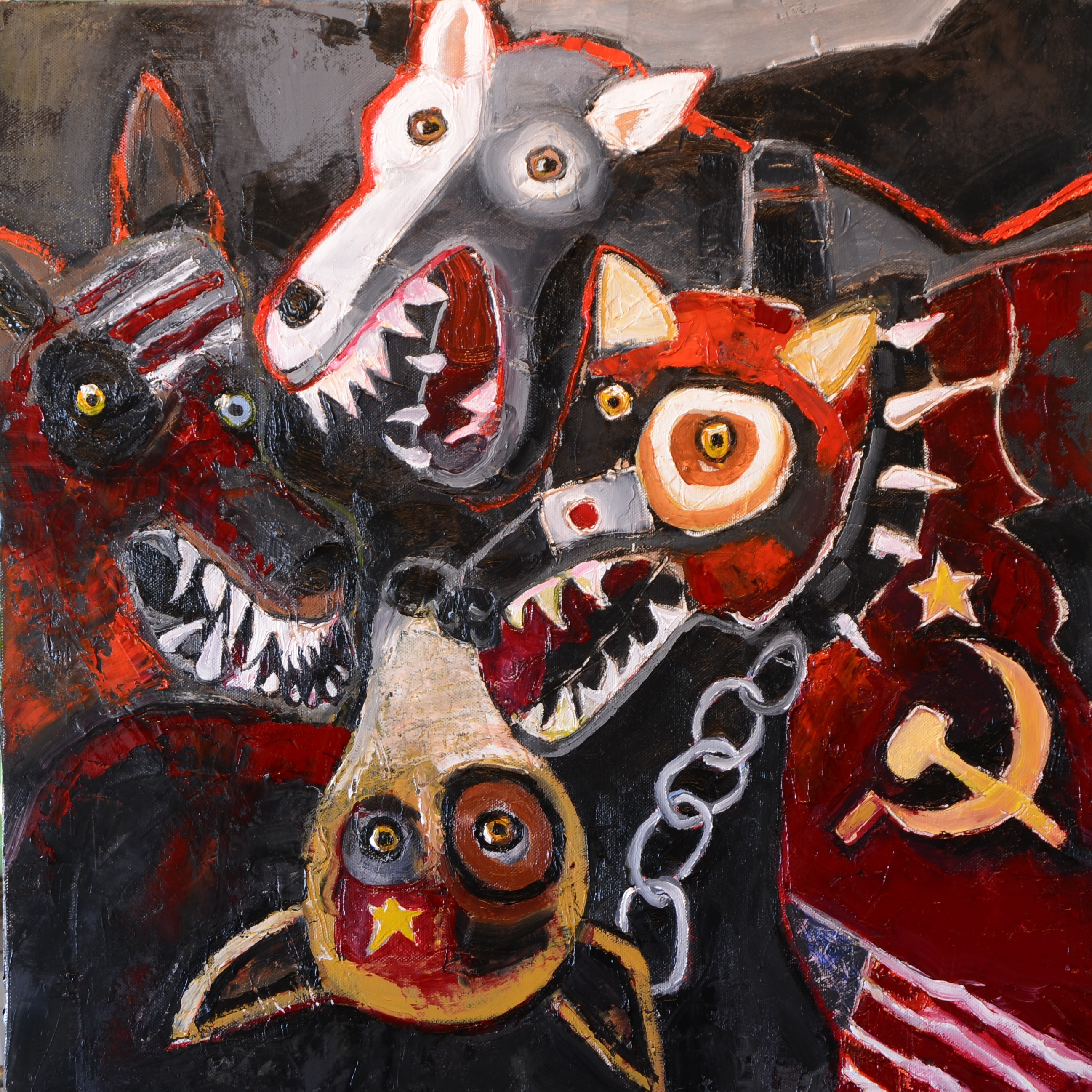 Patrick Brown artist
