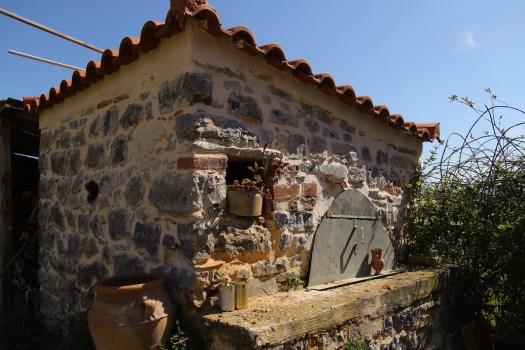 La Casa Grande Stone Oven