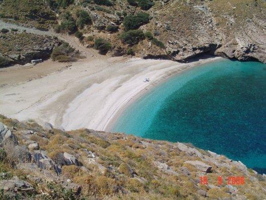 South Evia beach