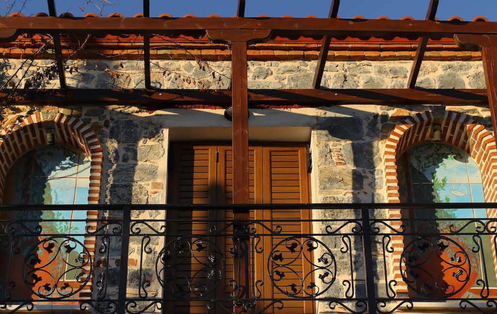 La Casa Grande Balcony
