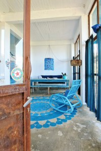 Cretan Olive Farm Stay & Retreat Apartment Interior