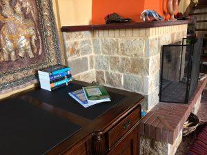 La Casa Grande Writing Retreat Desk