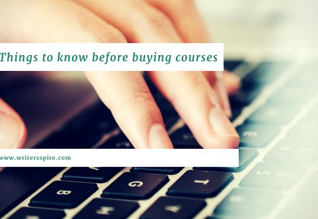 Things to know before buying courses