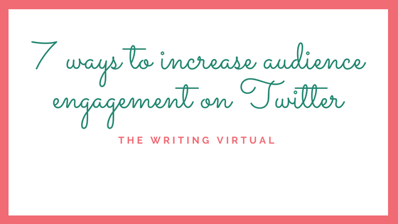 Increase audience engagement on Twitter