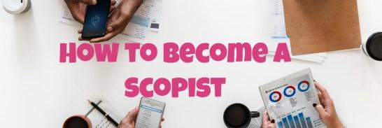 Scopist Training: 5 Secrets to a Successful Scoping Career