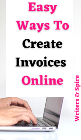 For How To Create Invoices Online