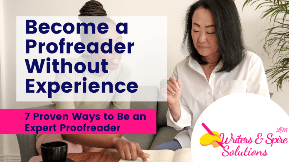 Can I be a proofreader without experience?