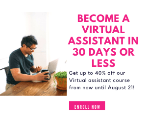 virtual assistant course