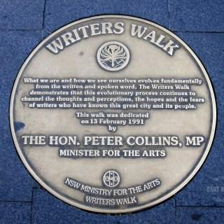 Sydney Writers Walk
