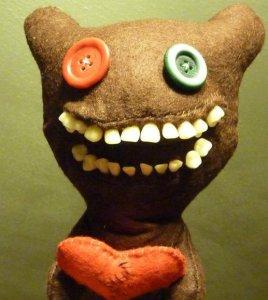 Mahlkortarkirex, aka: Mr. Buttons the fuggler