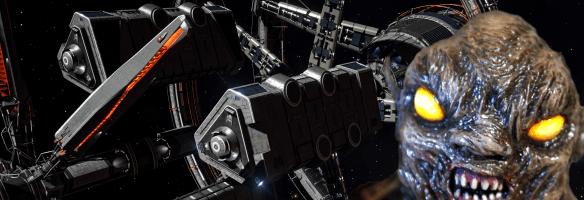 Mutants in Spaaaace, Space, Space…