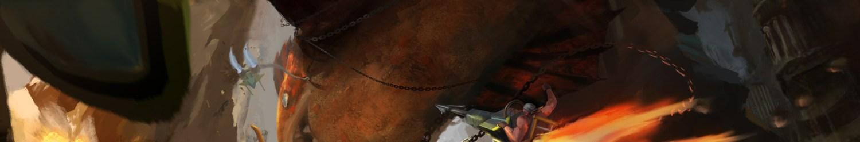 FlashFic: Sandshark Hunt