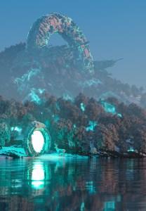 Sarper Baran's Portal Forest