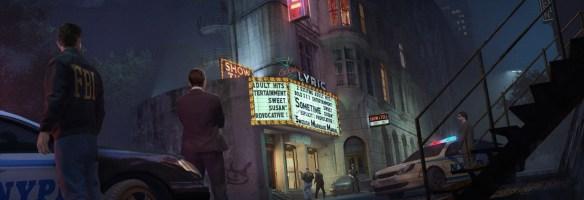 Stormy Night, A 20TweetTales Noir Story
