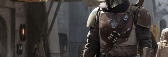 The Mandalorian…or The Not-Boba-Fett Show