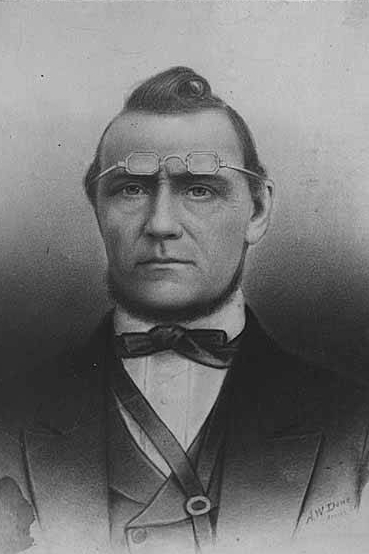 David Swinson Maynard, ca 1868, photographer unknown