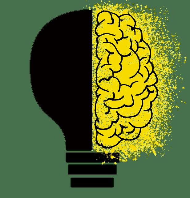 Brain, Lightbulb, aha!