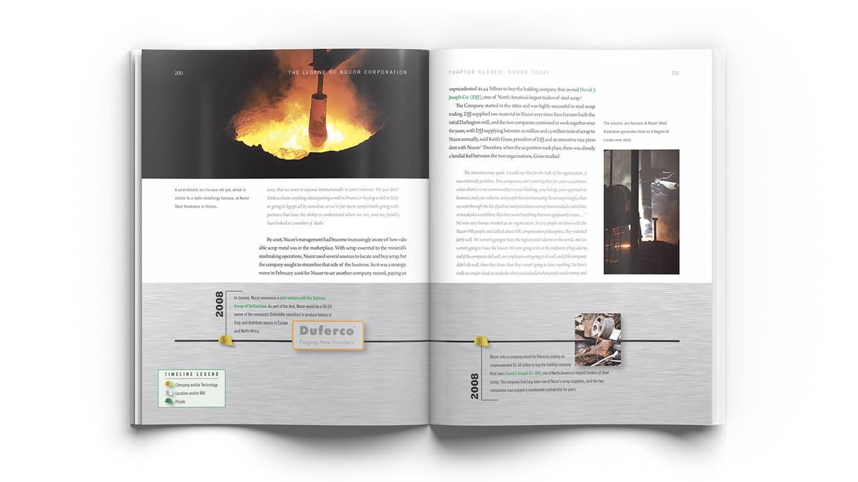 Company History Books