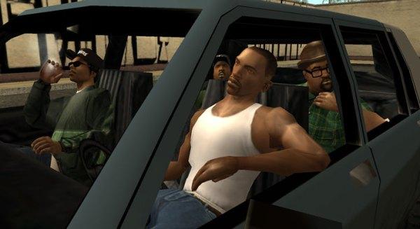 Carl Johnson - CJ - Grand Theft Auto San Andreas - GTA ...