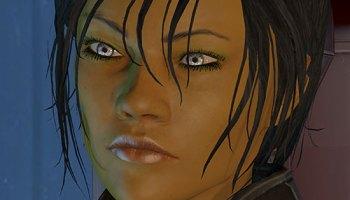 Commander Mandala Shepard Mass Effect 2 Part 3 Character