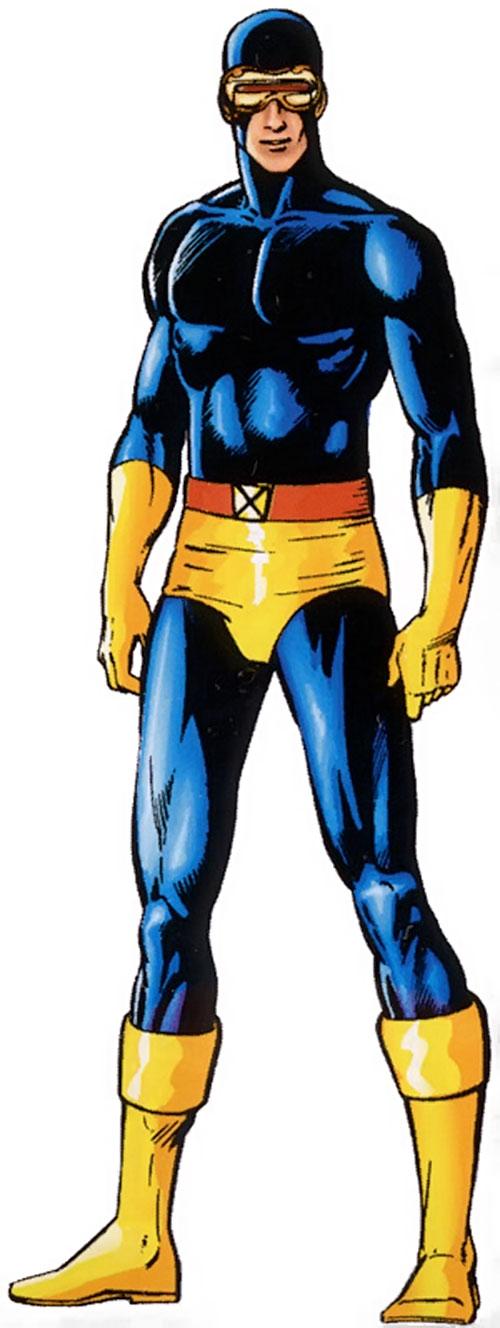 Cyclops - Marvel Comics - X-Men - X-Factor - Profile 2 ...