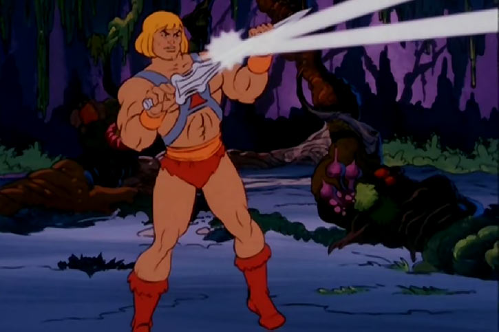 Image result for He man and sword of power