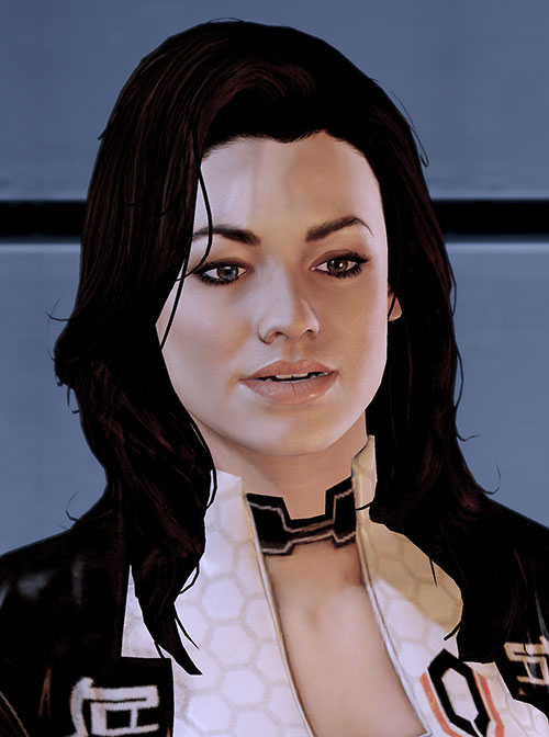 Miranda Lawson Mass Effect 2 Character Profile