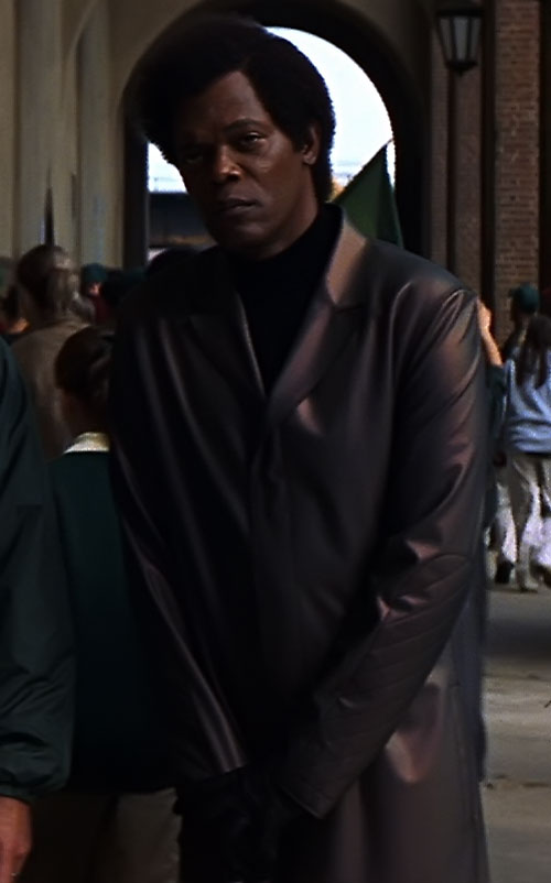 Image result for samuel jackson unbreakable