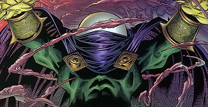 Image result for Mysterio