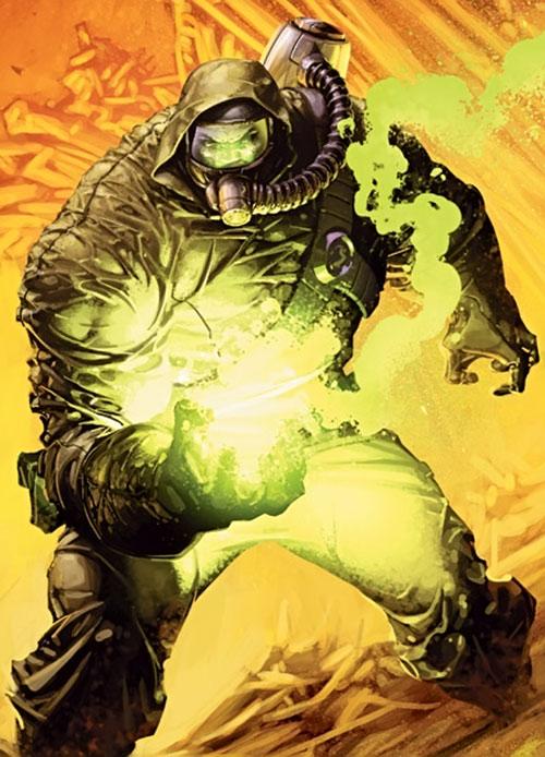 Znalezione obrazy dla zapytania radioactive man marvel comics