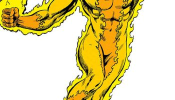 Equinox - Marvel comics - Fire and ice man - Character