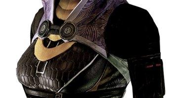Tali'Zorah nar Rayya - Mass Effect 1 - Character Profile