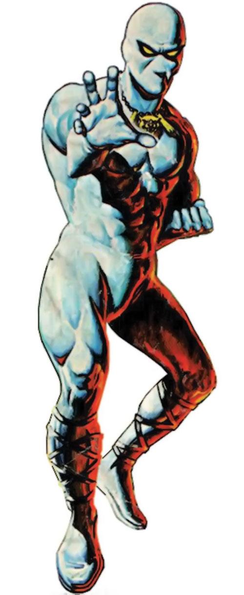 White Tiger Marvel Comics Kung Fu Mags Hector Ayala Writeups Org