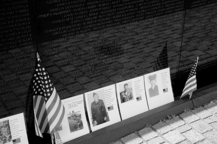 Vietnam memorial essay