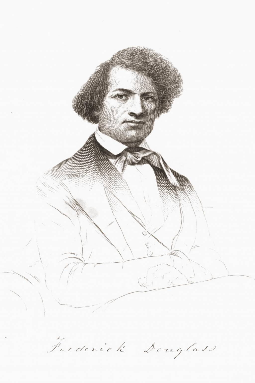 A Biography Of The Life Of Frederick Douglass And James
