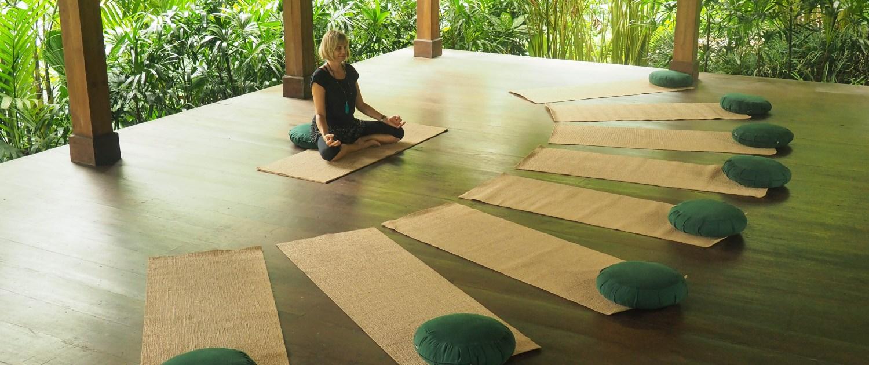 Write Your Journey Retreat, Yoga Shala