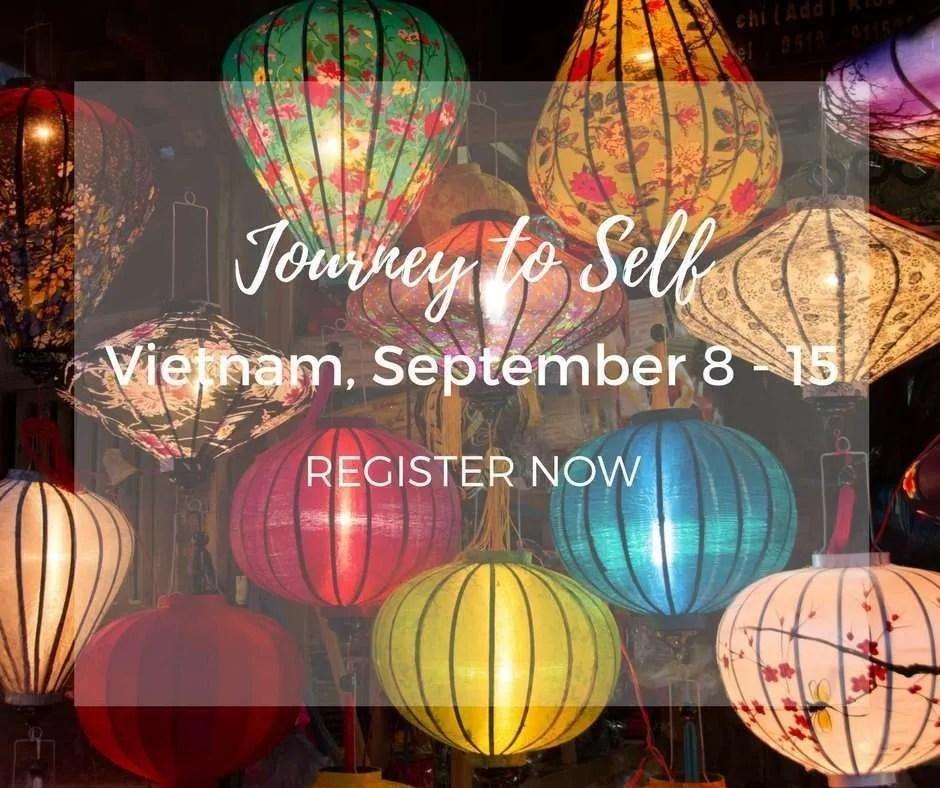 Write Your Journey Vietnam Retreat