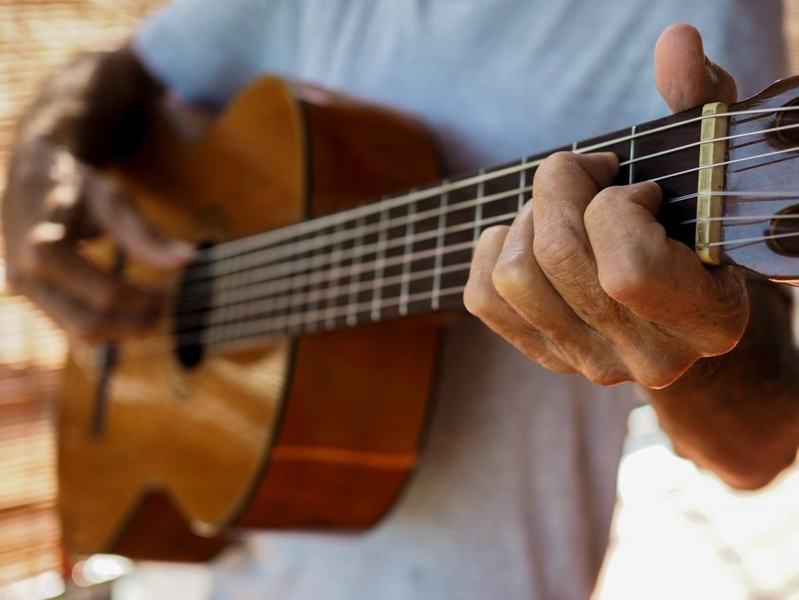 Writing practice, what a writer can learn from a musician