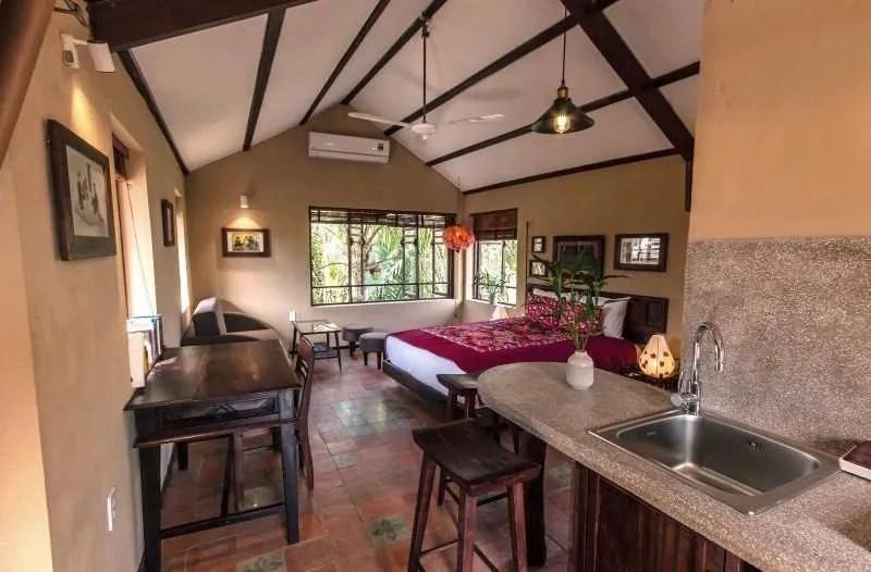 Meditation Retreat Vietnam - Write Your Journey: An Villa Boutique Resort Hoi An, Studio Apartment