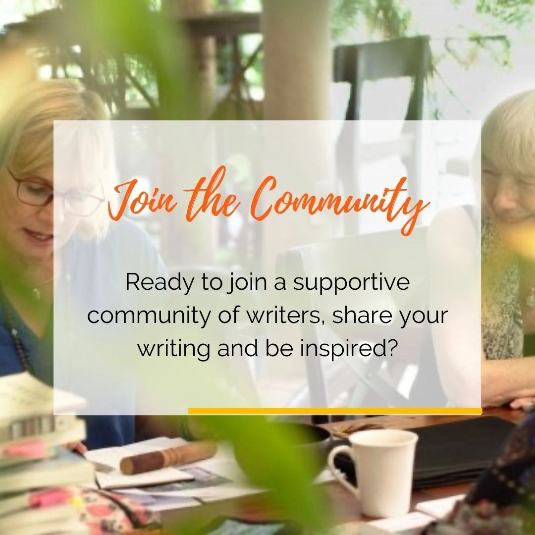 Join the Writeyourjourney Online Writers Group Community