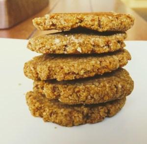 healthy grain free pumpkin cookies