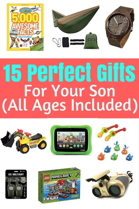 christmas gift ideas for son