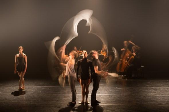 Gandini Juggling in 4x4: Ephemeral Architectures (photo: Beinn Muir)