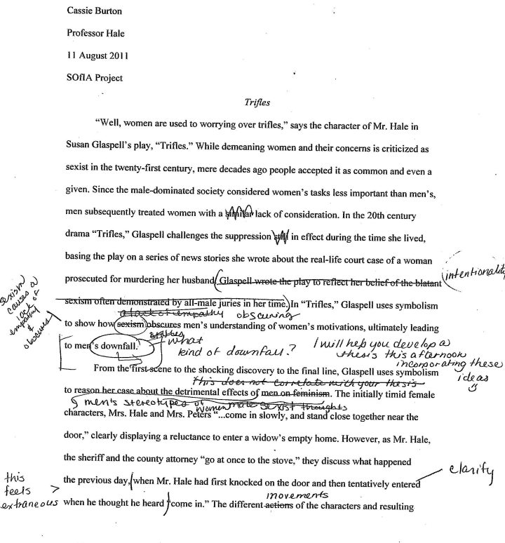 literary analytical essay example