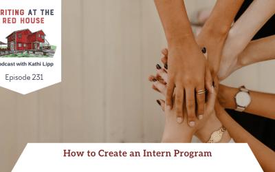 231 Building a Team 3 How to Create an Intern Program