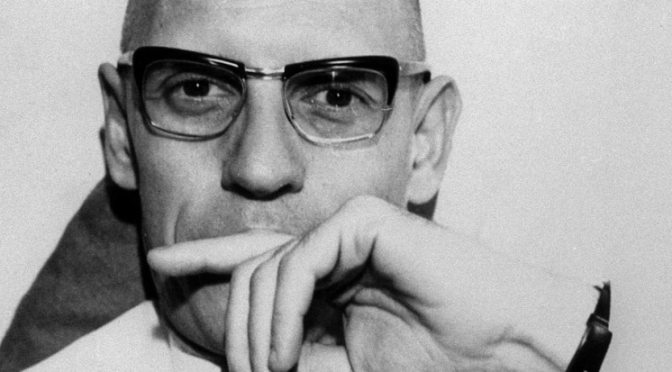 Foucault: Society Must Be Defended