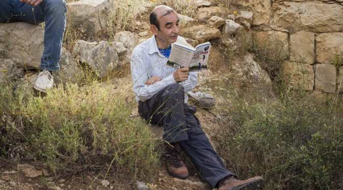 Raja Shehadeh's Palestinian Walks