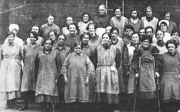 Women on the Tramp: Workhouses and Shelters