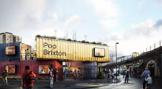 Pop Brixton (and the Q&A last night)